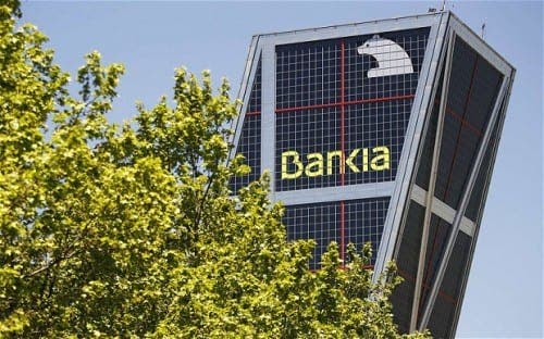 Bankia sells off unsecured loans