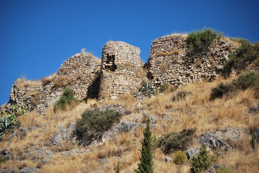 Castle of light: The ancient Moorish redoubt in Cartama