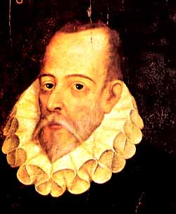Final stage in the hunt for author Cervantes begins in Madrid