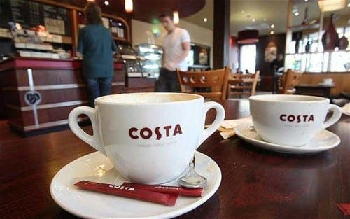 Costa del Coffee