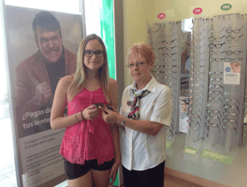 Expat wins specs appeal competition