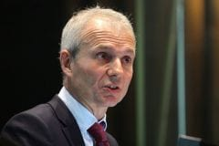 UK Europe minister David Lidington checks in on Gibraltar