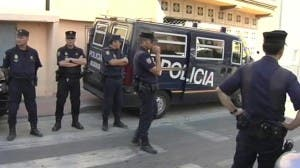 madrid arrests