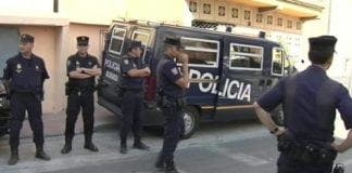 madrid arrests e