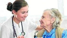 persona mayor hospital