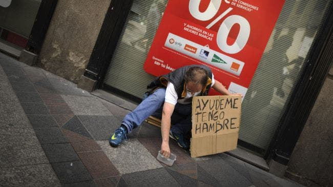 Andalucia suffers second highest poverty rate during economic crisis