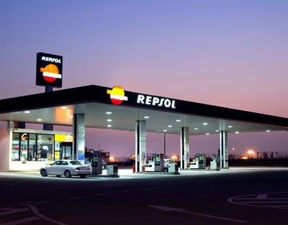 Repsol hits it big in Russia