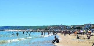 Barbate beach e