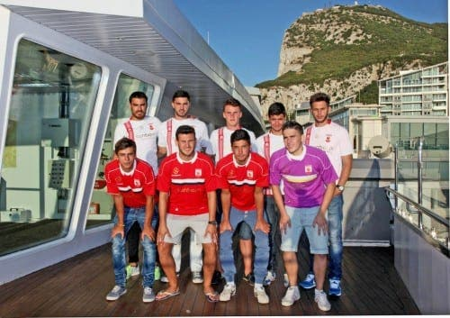 New Gibraltar football team gives discarded youngsters a second chance