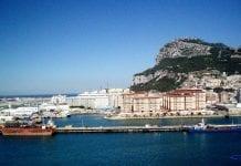 Gibraltar port wallpaper e