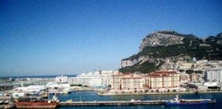 Gibraltar port wallpaper e