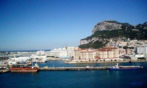 Dispute between UK and Spain over vessels in Gibraltar port
