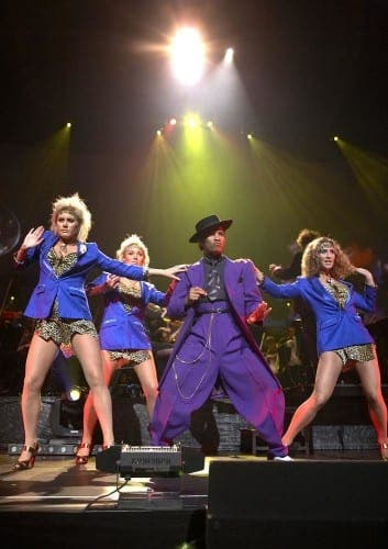 Kid Creole and the Coconuts take Marbella