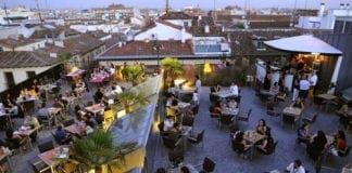 Madrid secret restaurant e