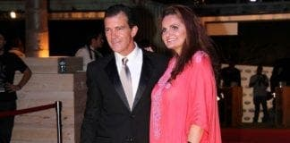 Starlite Sandra and Antonio Banderas e