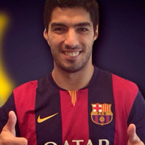 Barcelona unable to publicly unveil biter Suarez