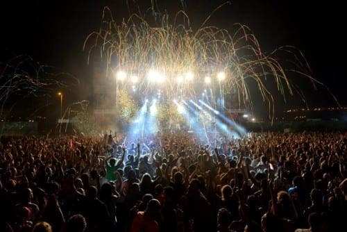 New Torre del Mar festival is booming success