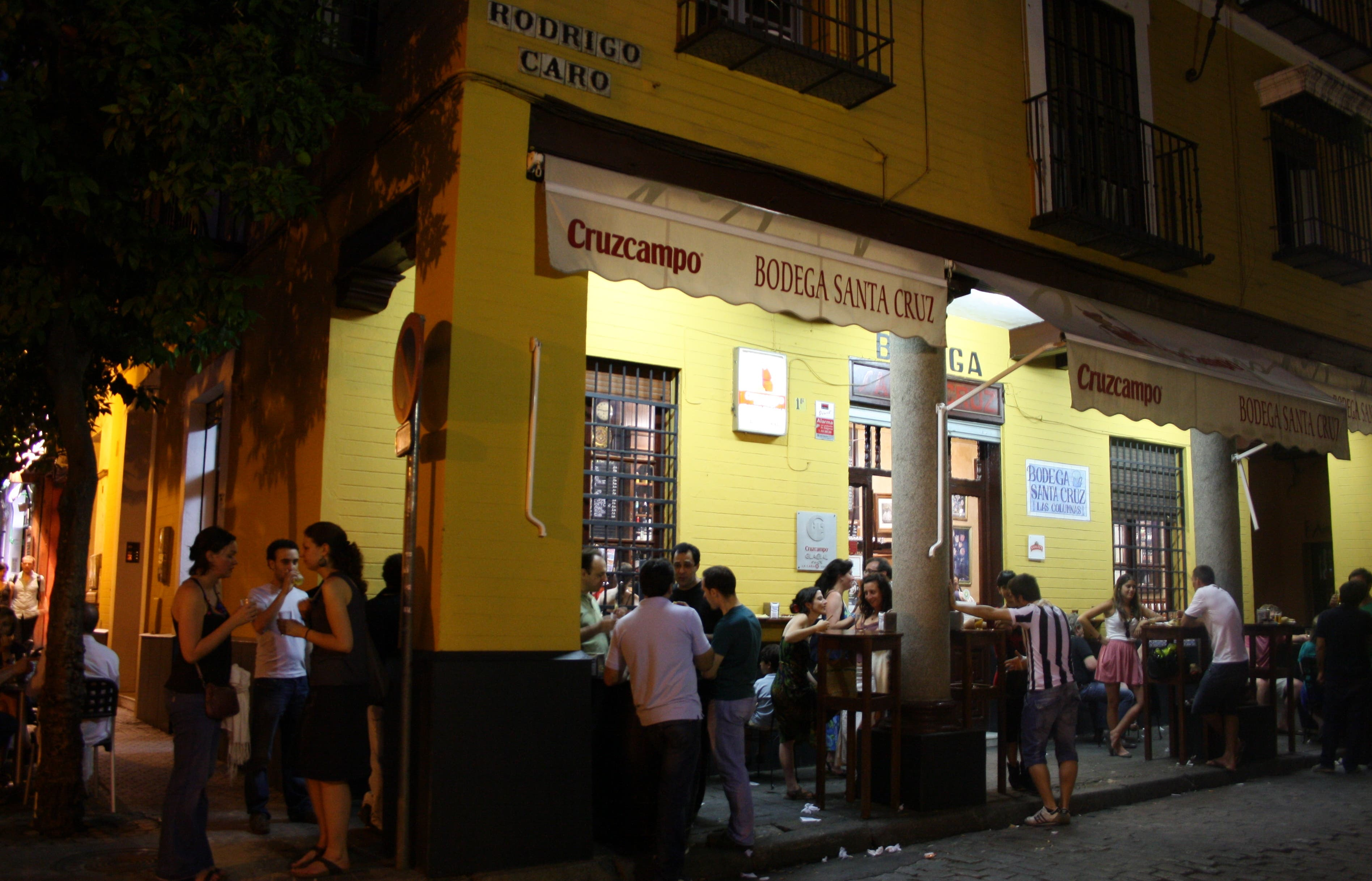 New noise regulations in Sevilla could mean trouble for bar owners