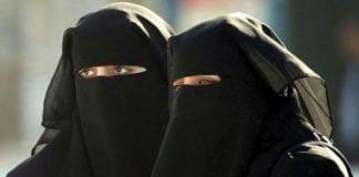 burka e