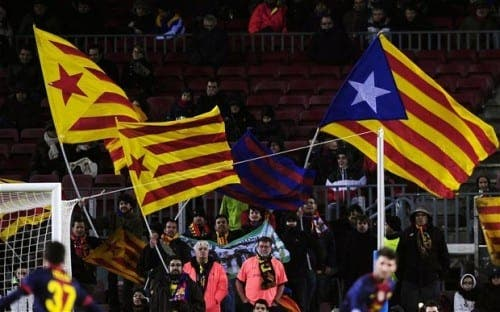 Catalan anti-independence movement receives nationwide support