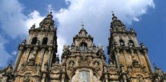 catedral de santiago de compostela e