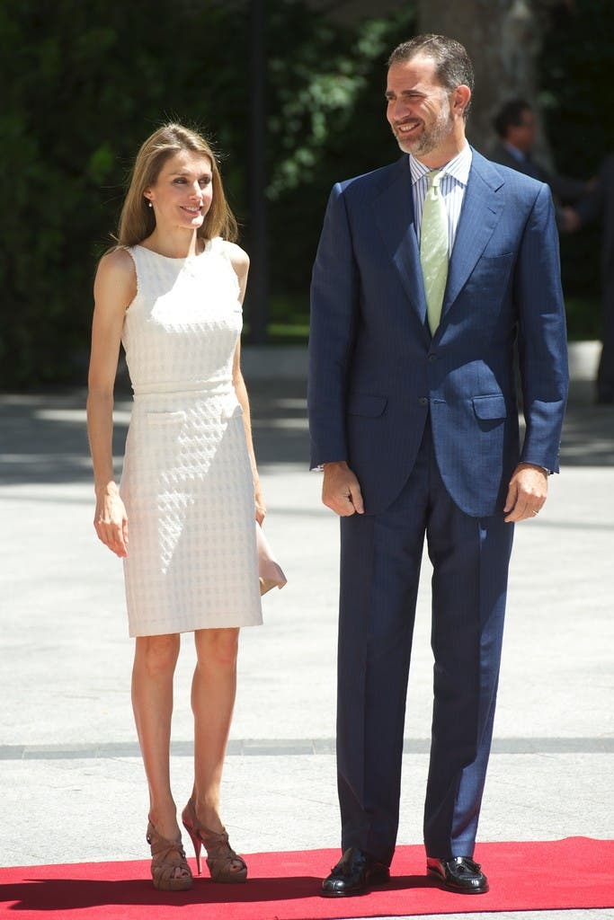 Felipe and Letizia take on Portugal