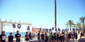 fuengirola protest e