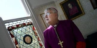 gibraltar bishop