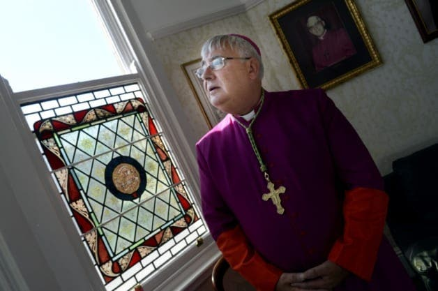 Gibraltar's Bishop Heskett heads to Sheffield