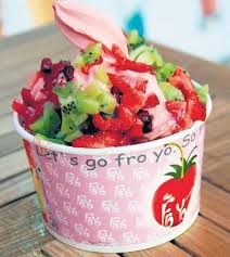 Frozen yoghurt revolution hits Spain