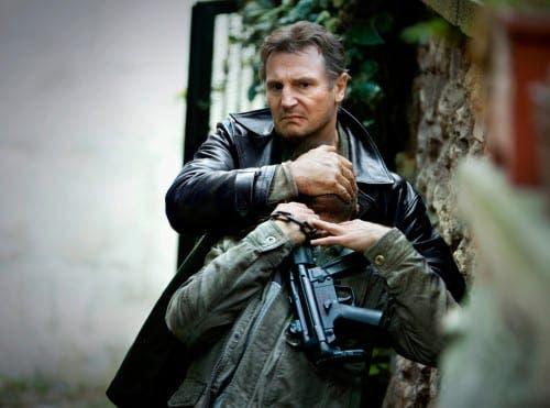 Roads closed for Liam Neeson as Taken 3 films in Murcia