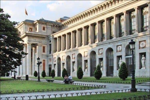 Missing art at Madrid's Prado Museum