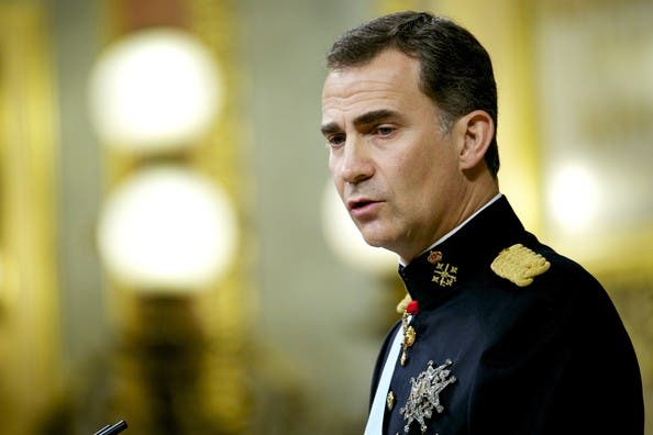 King Felipe enforces new rules to keep Spanish royals out of the private sector