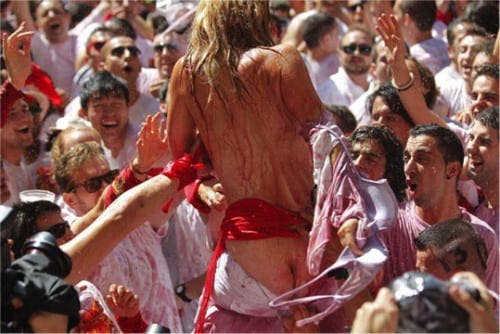 Crackdown on sex assaults at Pamplona's Running of the bulls