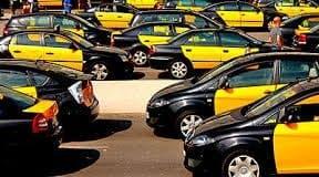 taxis Spain