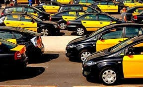 Spain's un'appy cabbies up-in-arms over new carpooling apps
