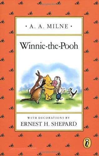 Winnie the Pooh tops list of classic kids' favourites