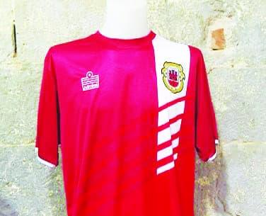 GFA New Kit 2013