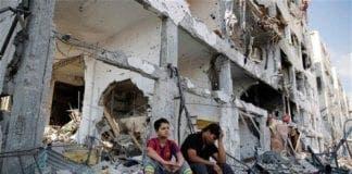 Gaza returning b e