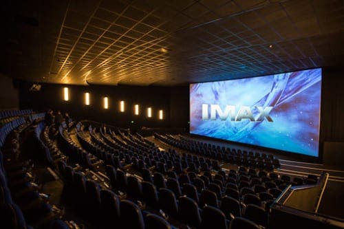 Spain's two biggest Imax cinemas set to close