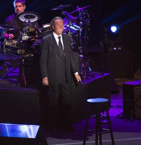 Marbella's Starlite festival welcomes back Julio Iglesias for the third year in a row