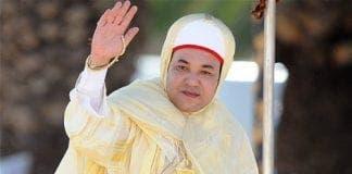 King Morocco e