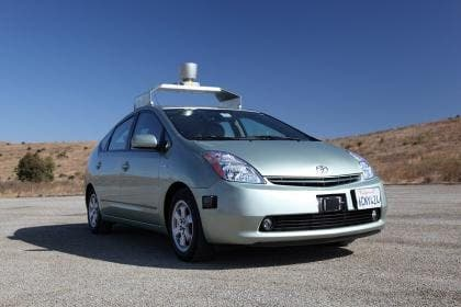 Spain lags behind in driverless cars