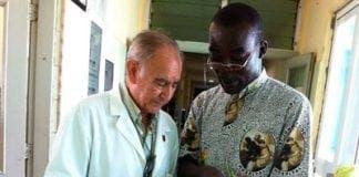 foto hermano pajares ebola