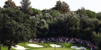 golf course e