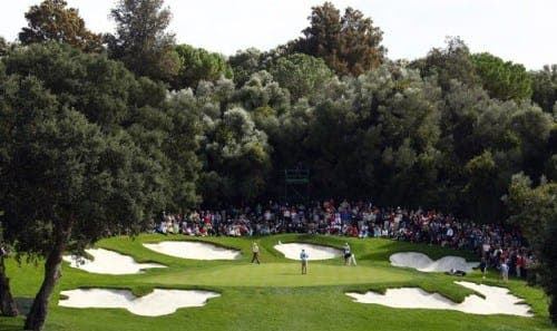 Sotogrande in the swing for golf