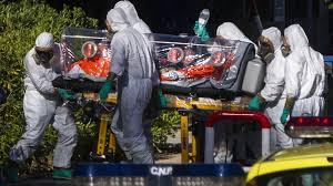 BREAKING: Spanish ebola priest lands in Madrid