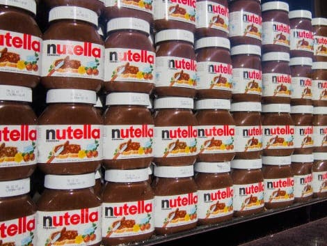 Nutella prices to soar as world hazelnut crop suffers adverse weather