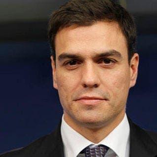 PSOE leader Pedro Sanchez promises recovery