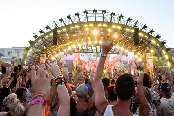 DJs descend on party island for BBC Radio 1 in Ibiza